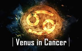 venus in cancer image